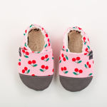 Picture of Slippers - cherries