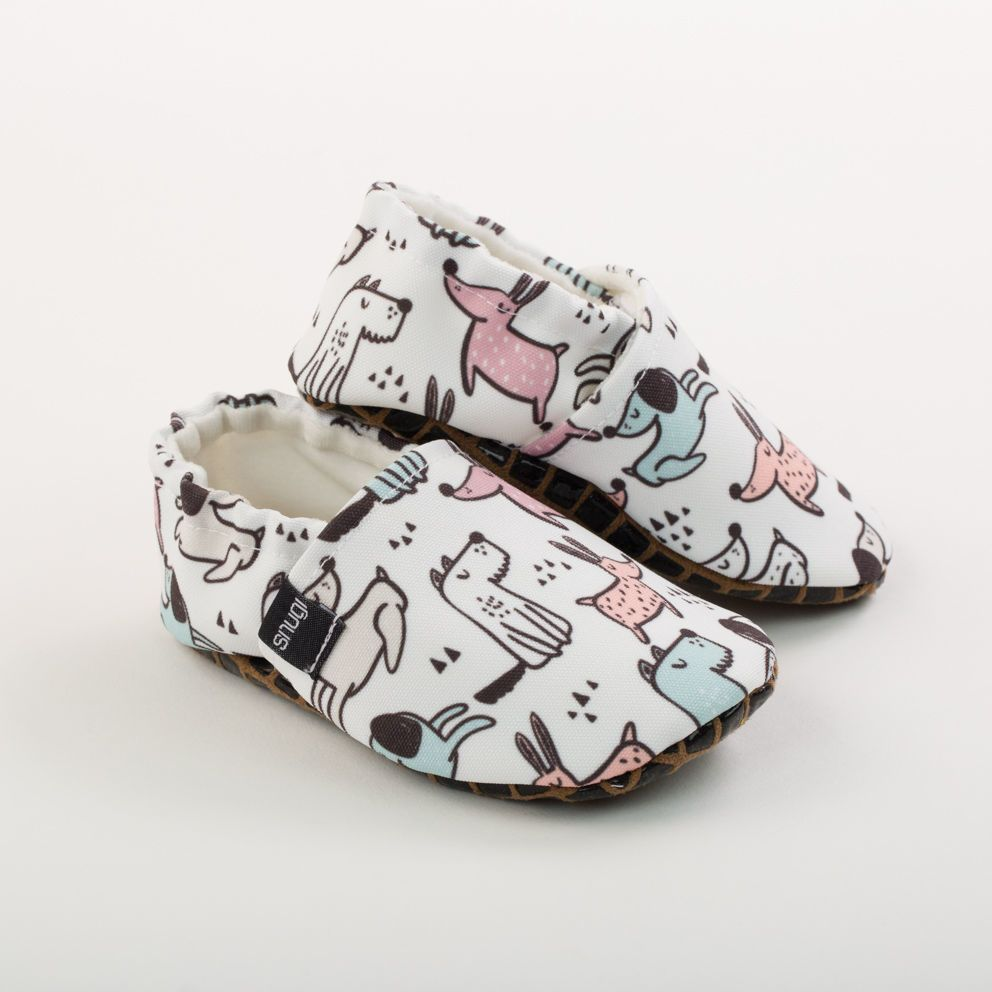 Picture of Slippers -  scandinavian dogs