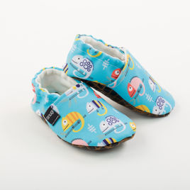 Picture of Slippers - cameleons