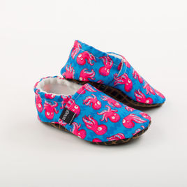 Picture of Slippers - octopus