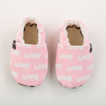 Picture of Slippers - pink love