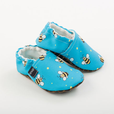 Picture of Slippers - bee