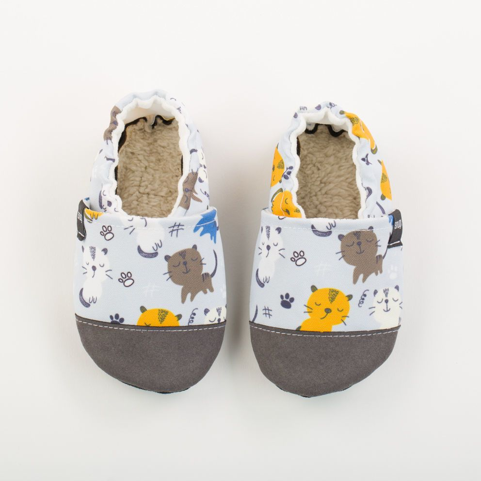 Picture of Slippers - cats