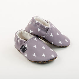 Picture of Slippers - hearts