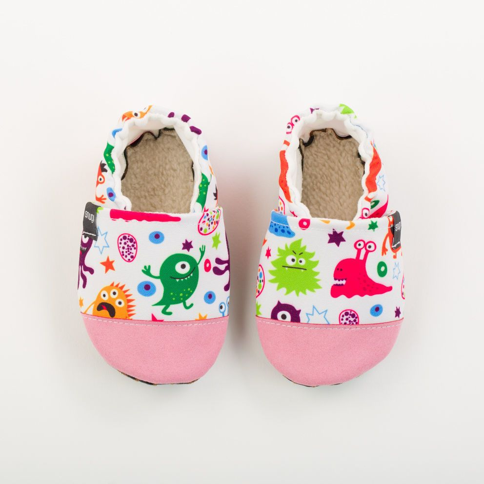 Picture of Slippers - monsters