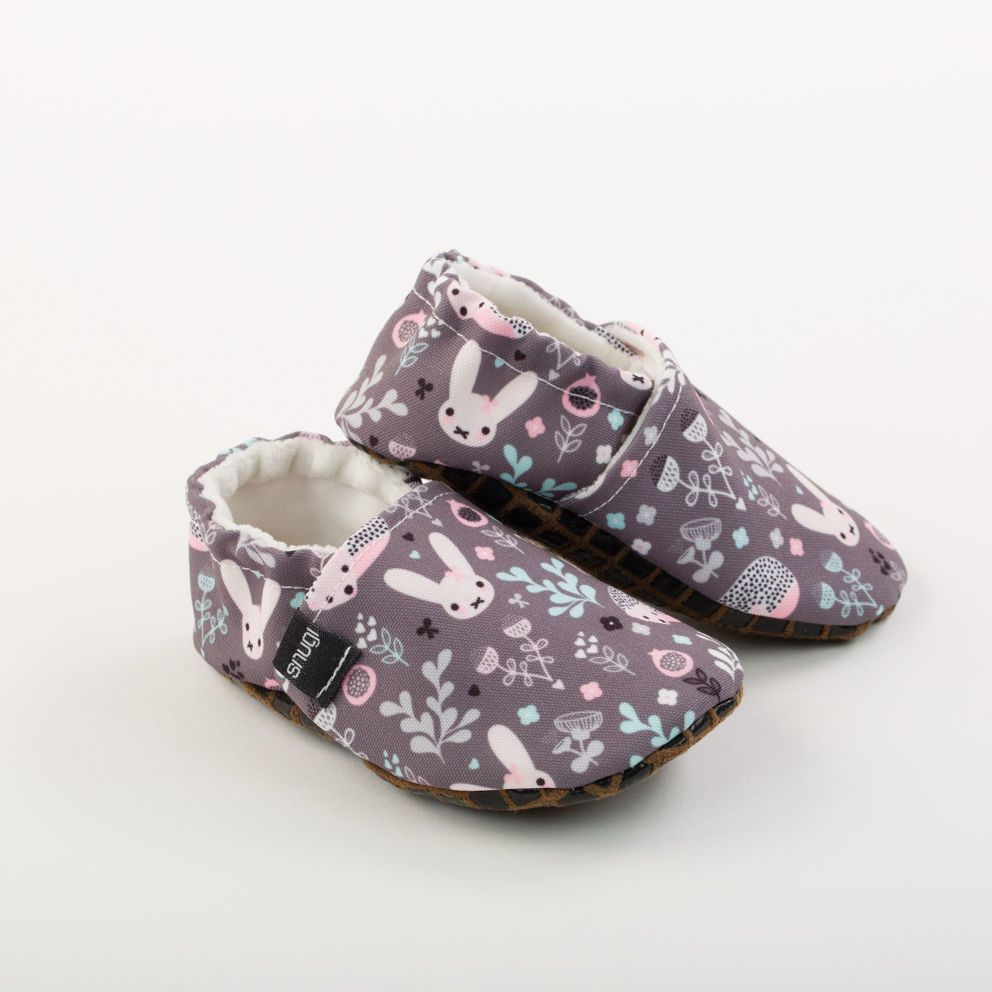 Picture of Slippers - forest