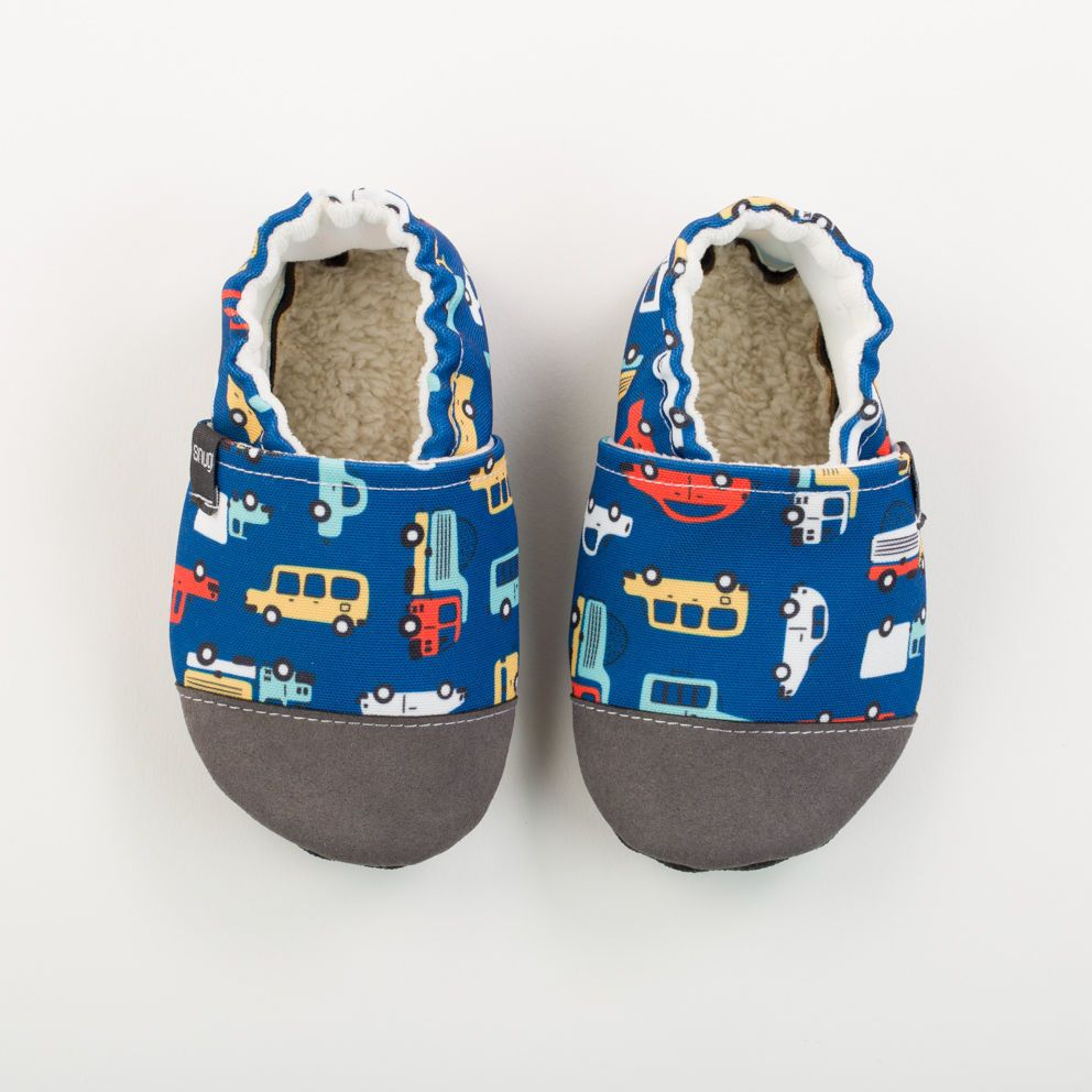 Picture of Slippers - vehicles
