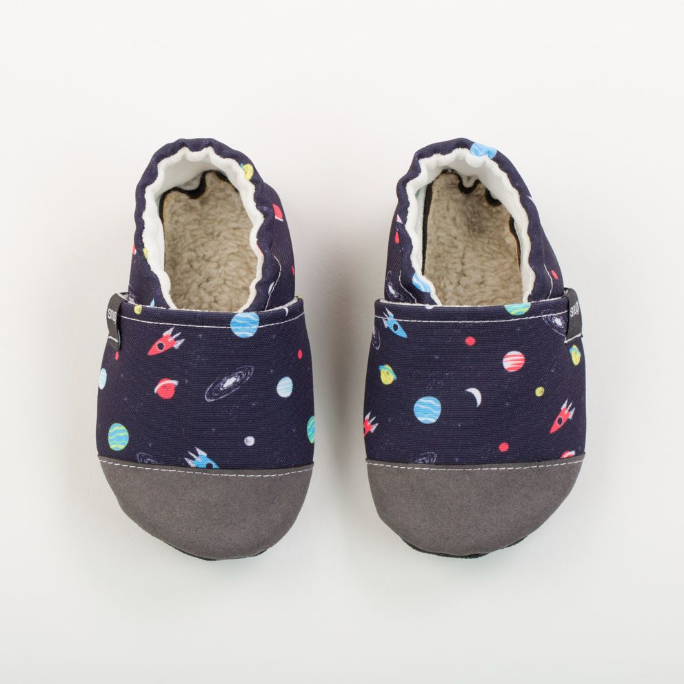 Picture of Slippers - space