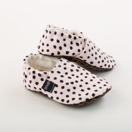 Picture of Slippers -  dots