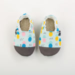 Picture of Slippers - colorful pineapple