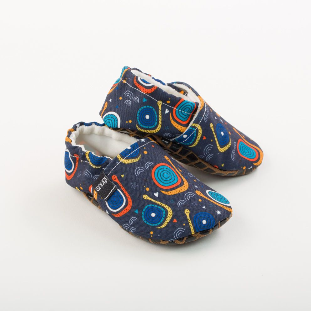 Picture of Slippers - snails