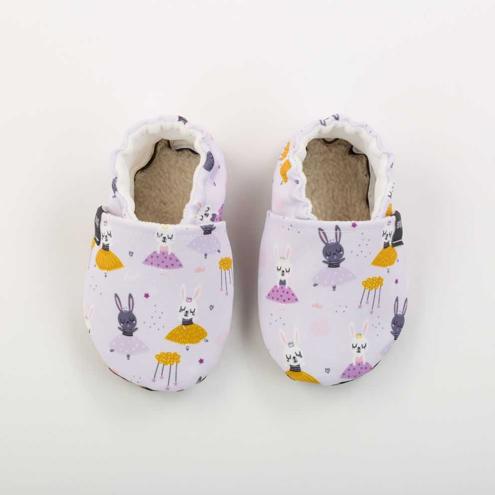 Picture of Slippers - rabbits