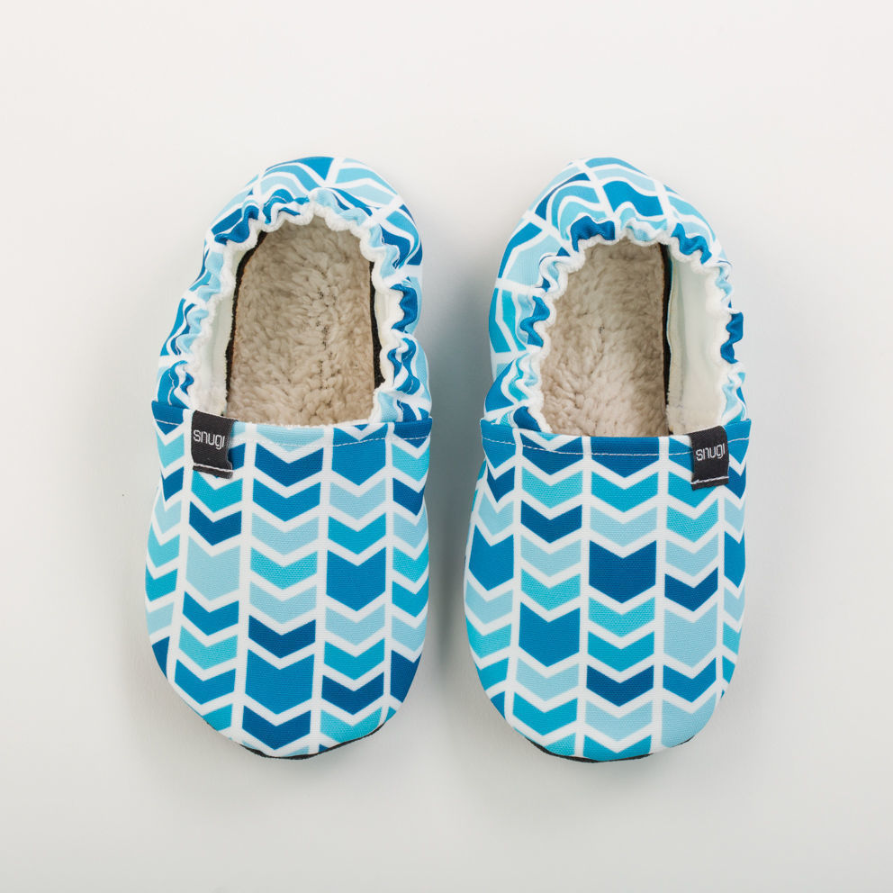 Picture of Kids slippers - arrows