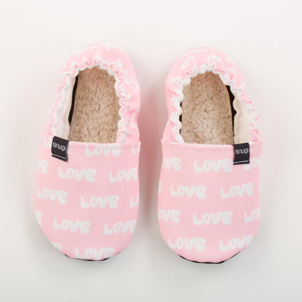 Otroški copati - pink love