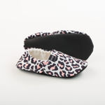 Picture of Kids slippers - pink leopard