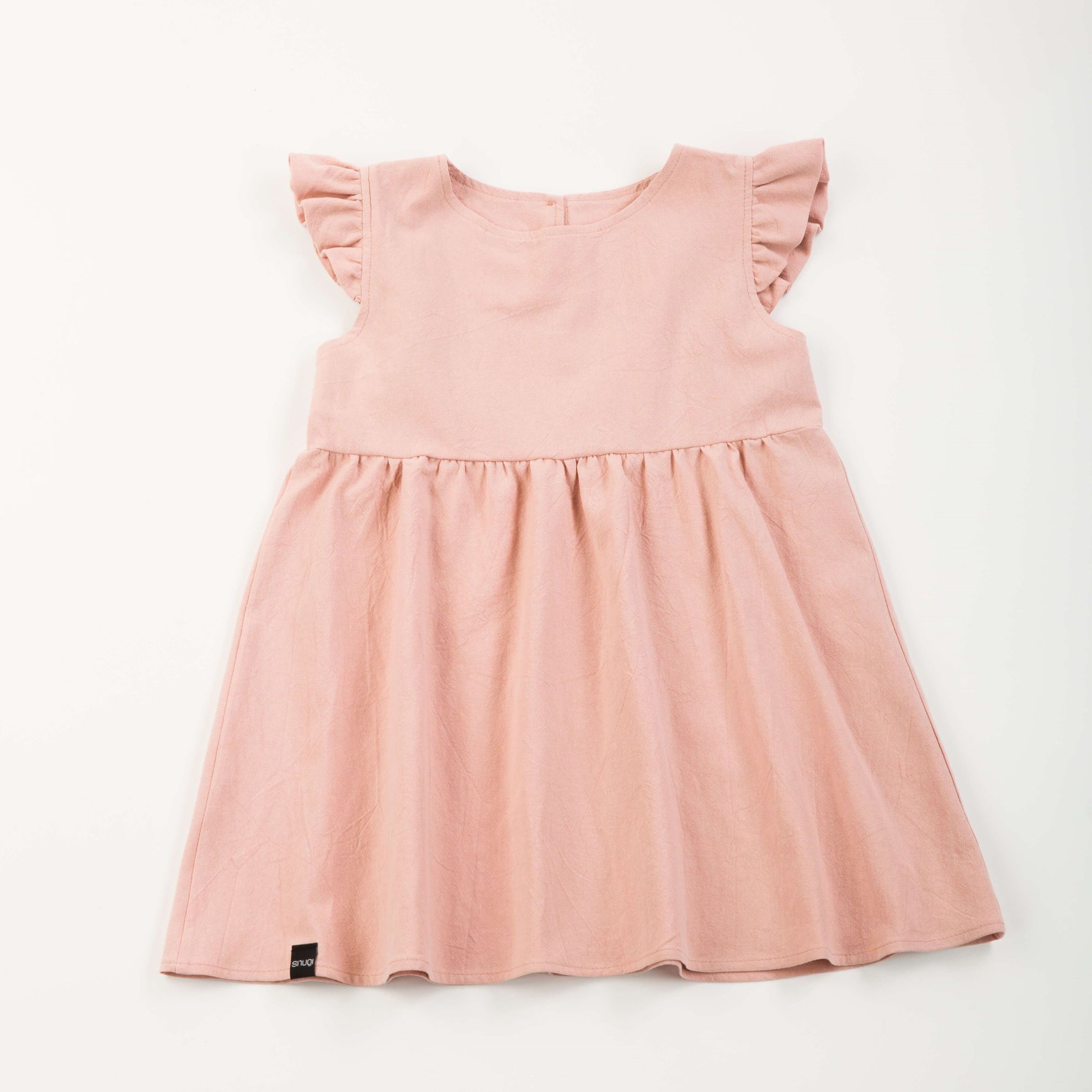 Picture of Cotton dress - Pouder