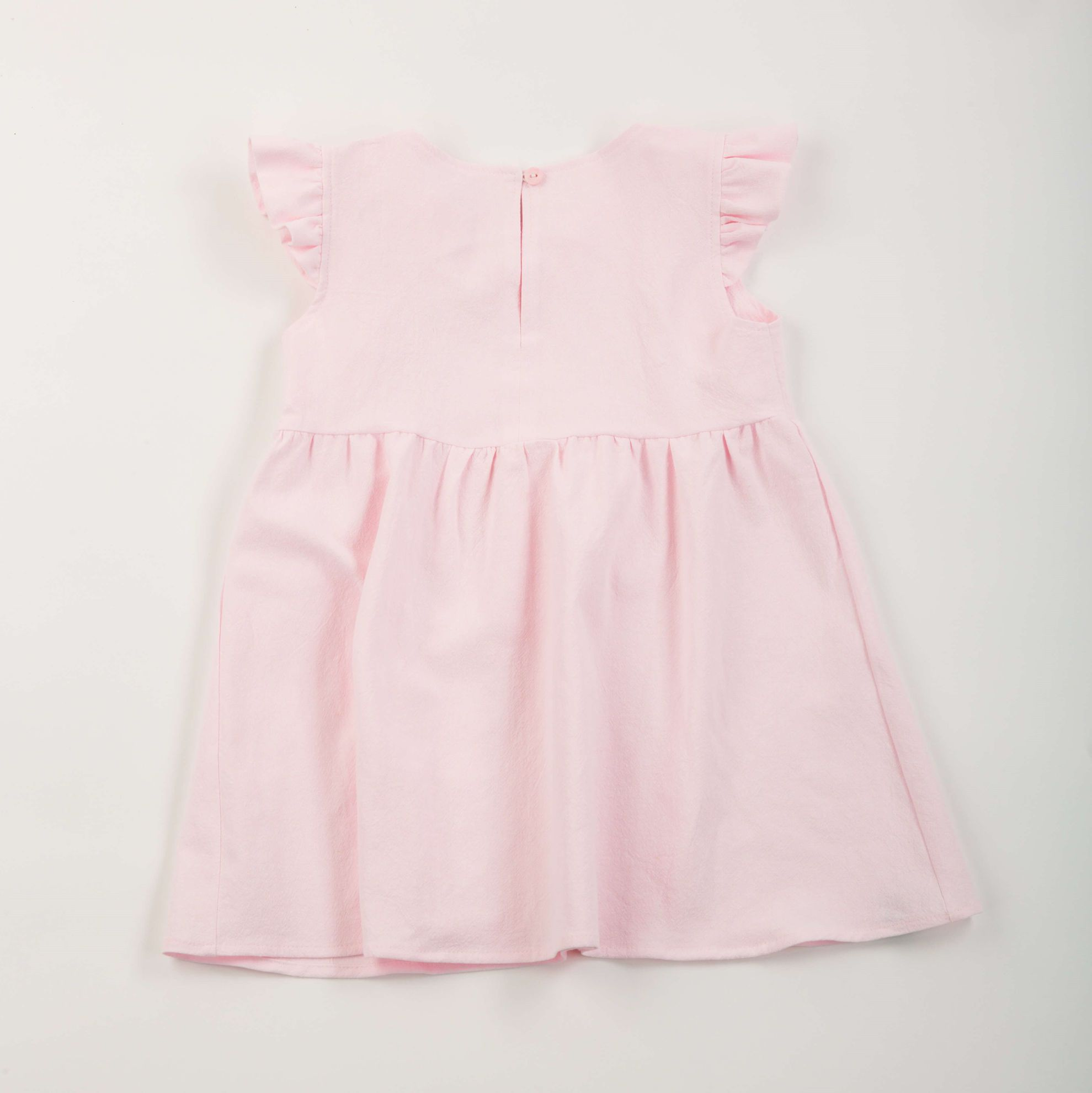 Picture of Cotton dress - Pink