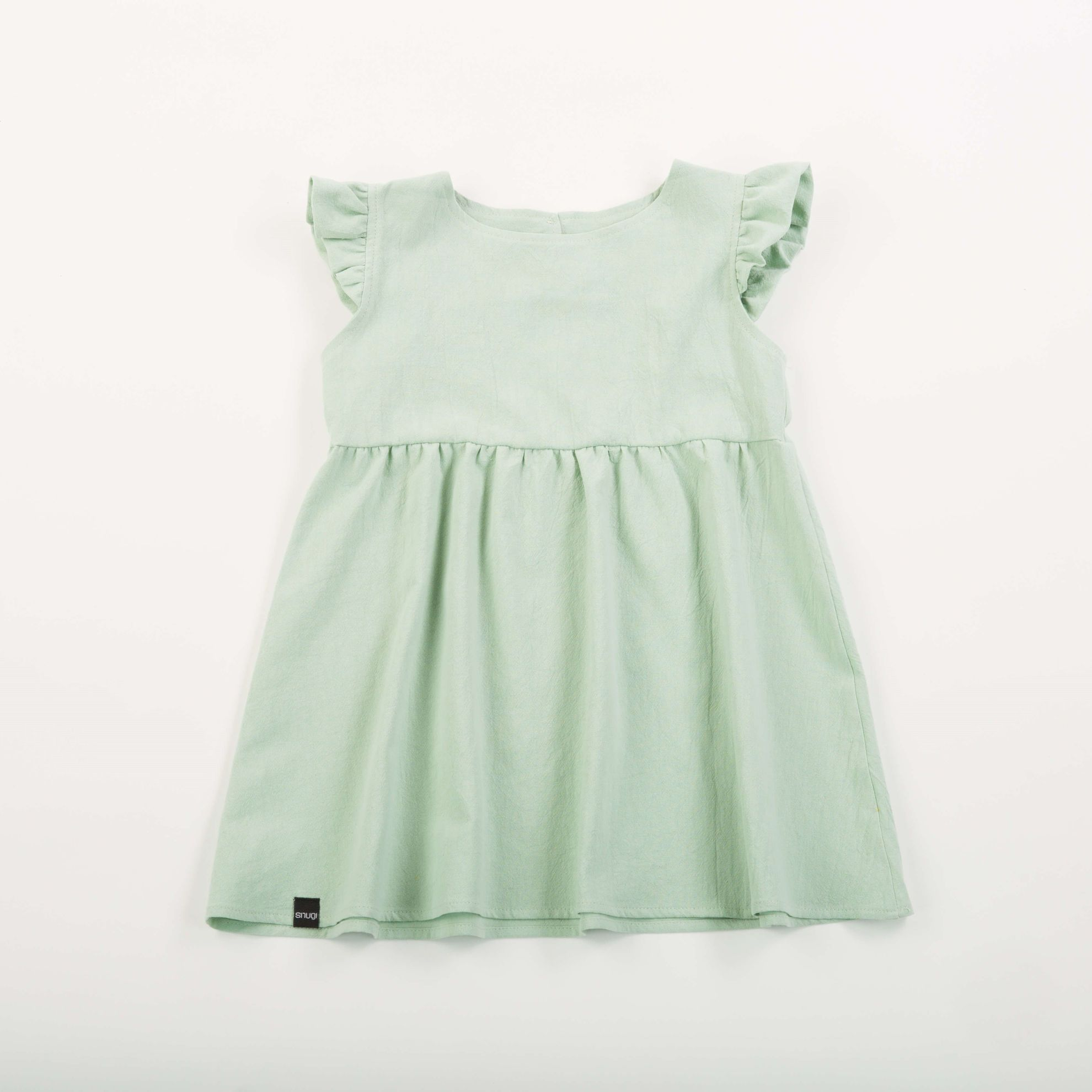 Picture of Cotton dress - Green