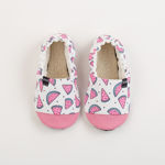 Picture of Kids slippers - watermelon