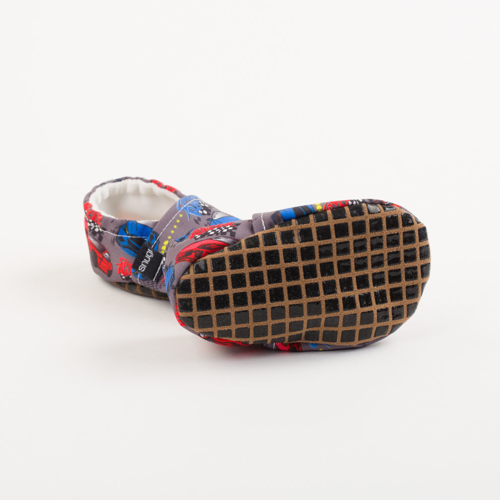 Picture of Slippers - sport cars