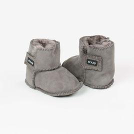 Picture of Merino booties - Grey