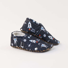 Picture of Slippers - astronavt