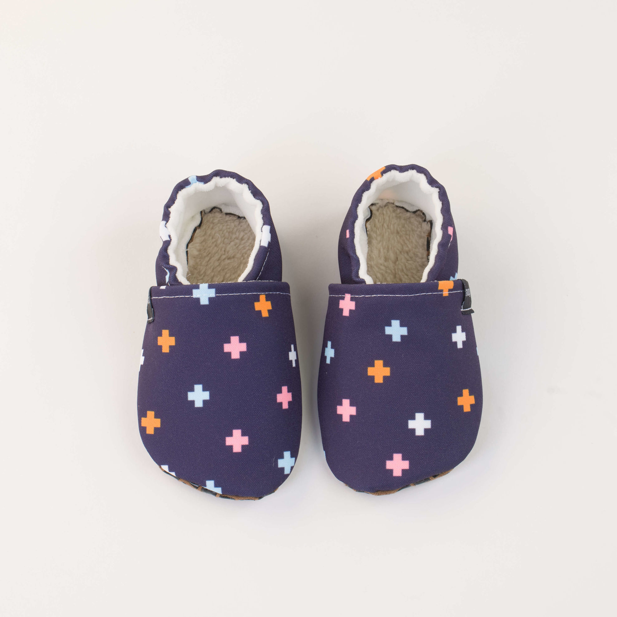 Picture of Slippers - cross