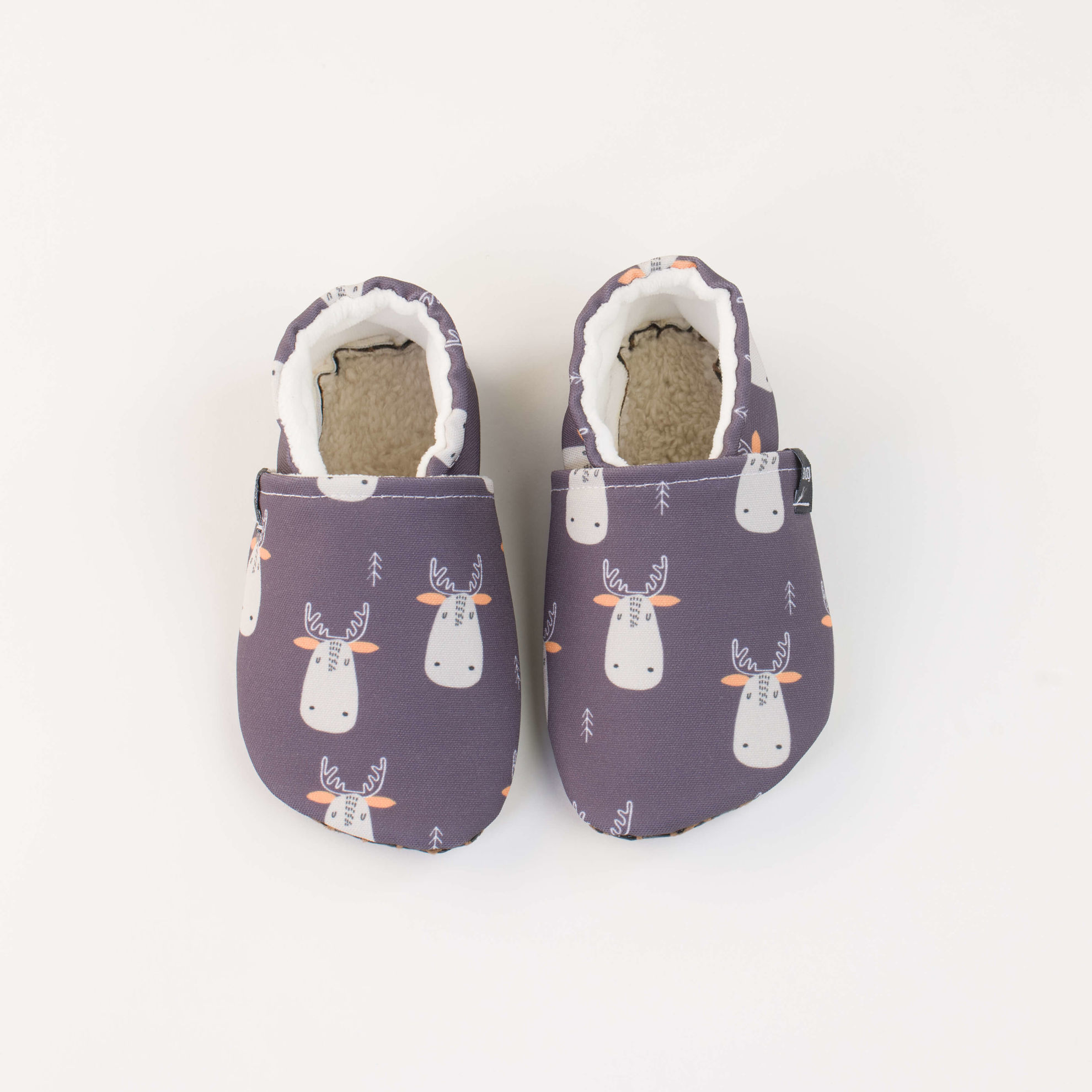 Picture of Slippers - deer