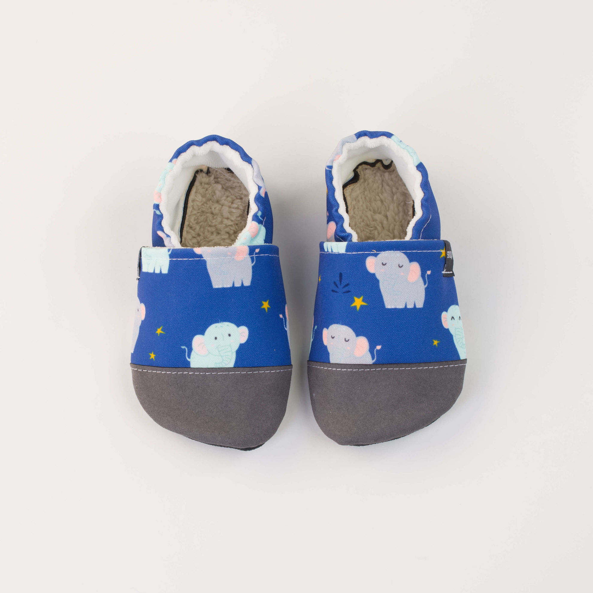 Picture of Slippers - elephant