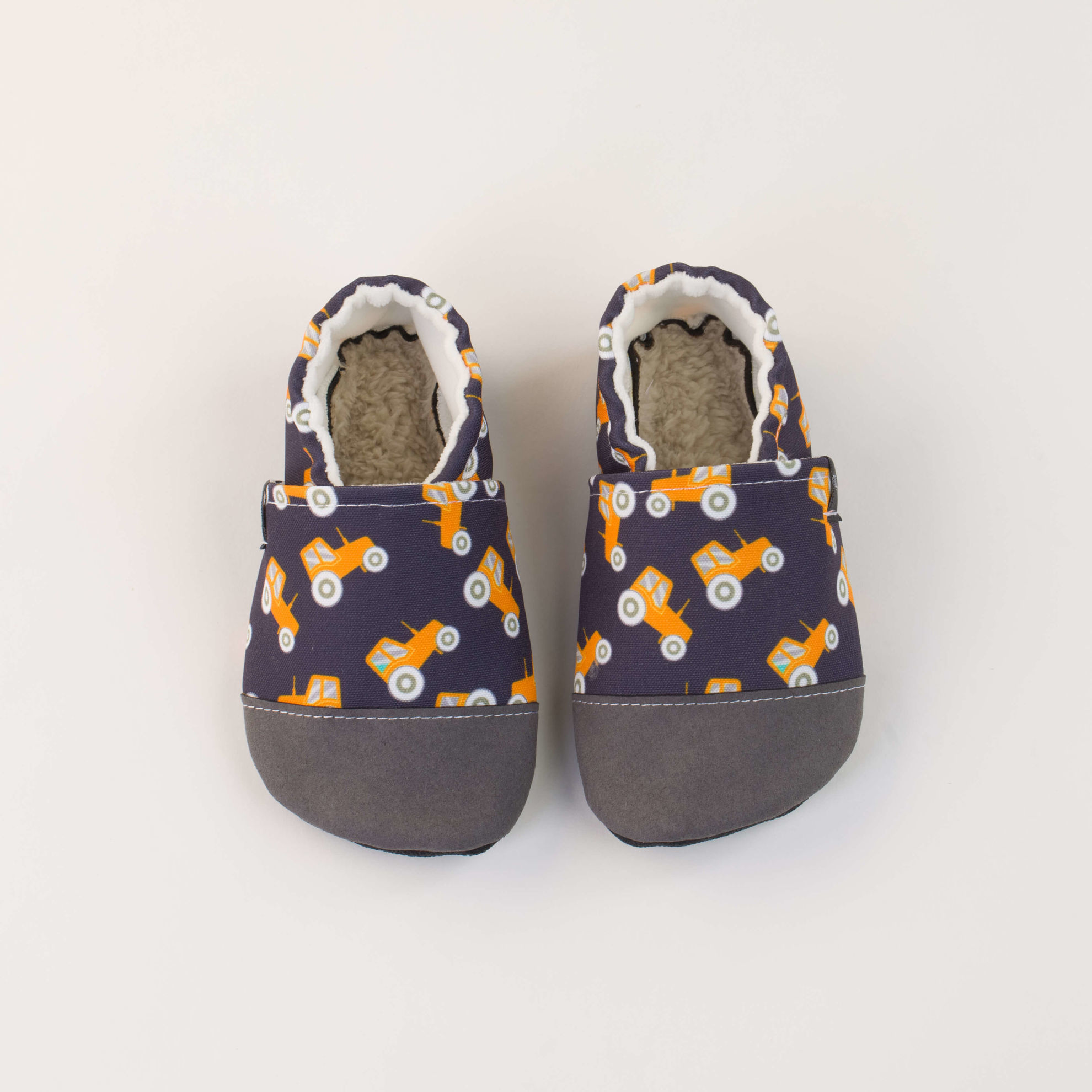 Picture of Slippers - farm
