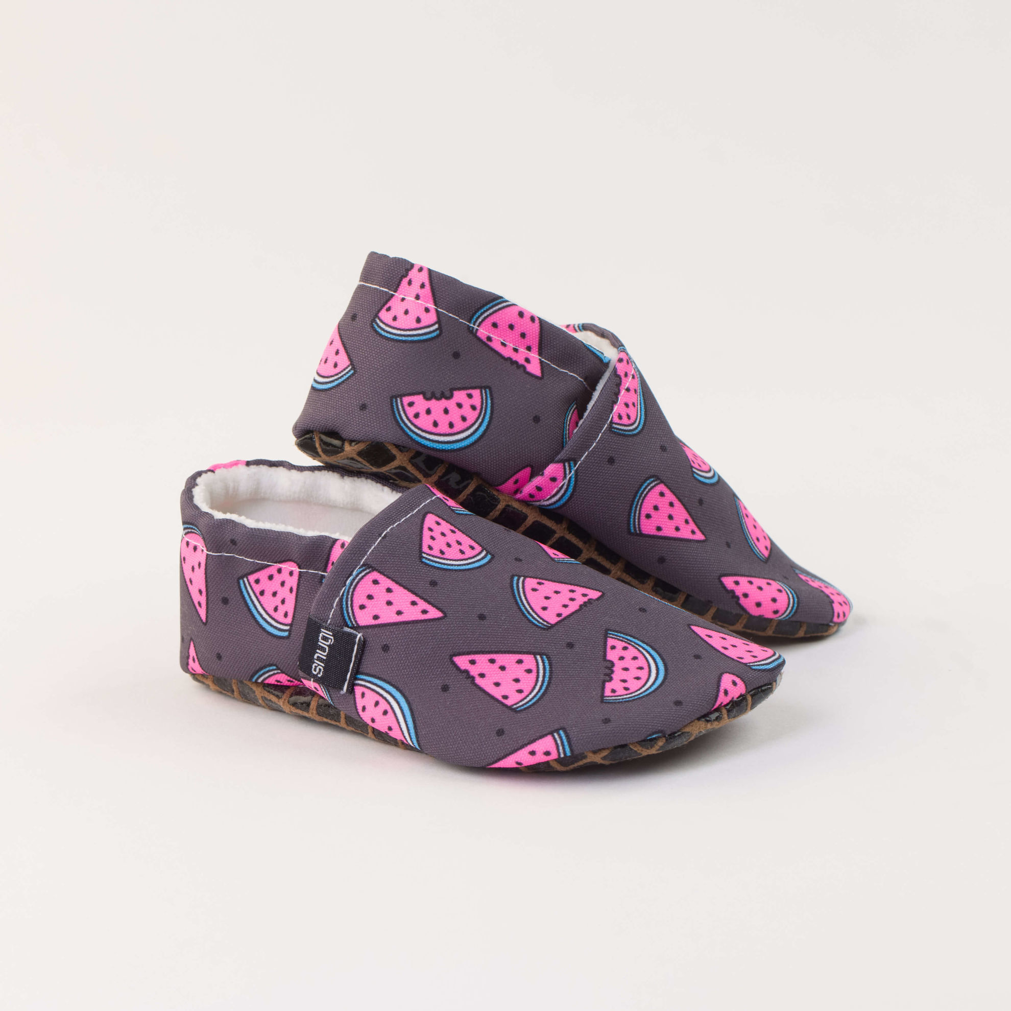 Picture of Slippers - summer watermelons