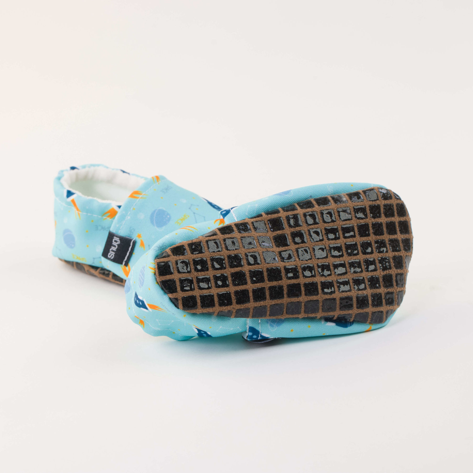 Picture of Slippers - space shuttle green