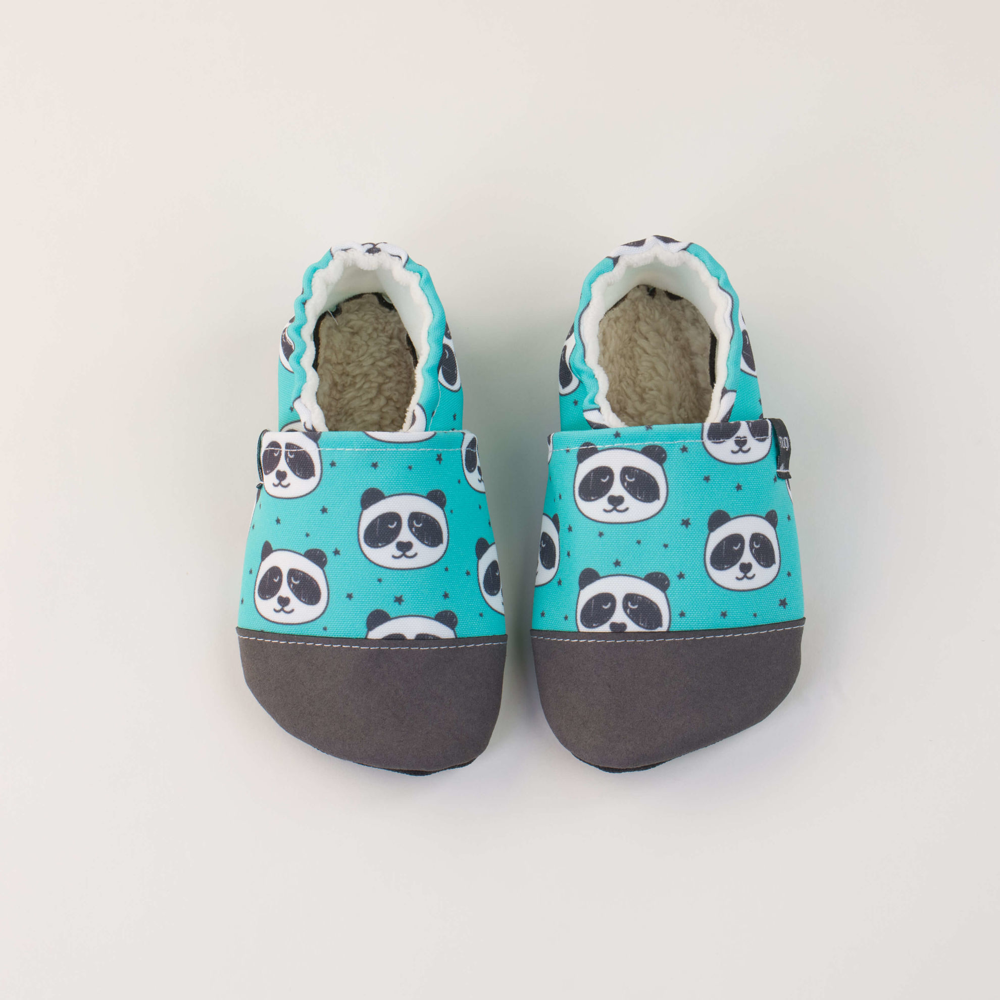 Picture of Slippers - panda