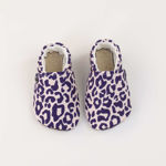 Picture of Slippers - brown leopard