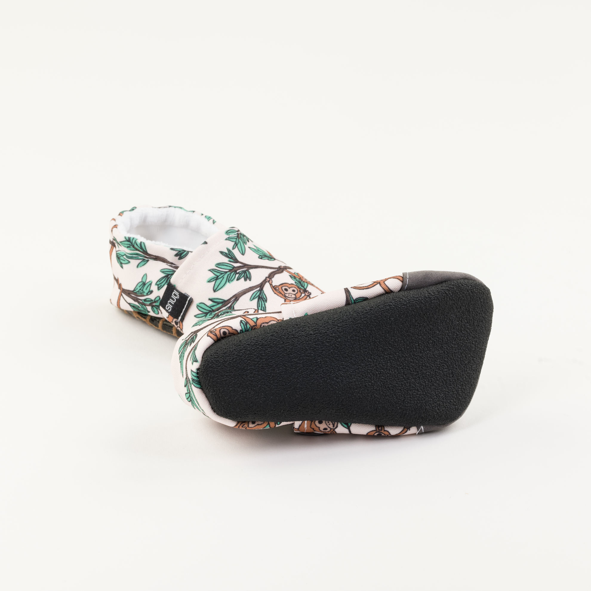 Picture of Slippers -  monkey