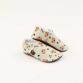 Picture of Slippers - Cute tigers