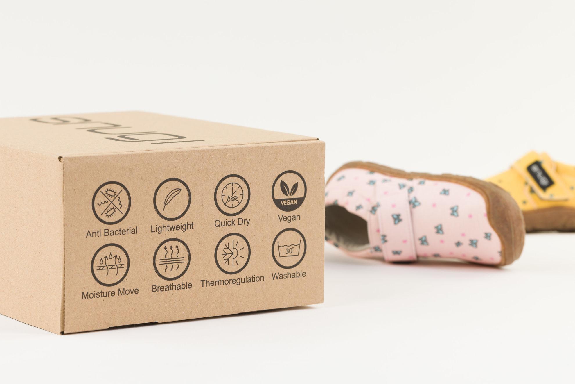 Picture of Veganski čevlji STARTER - Lila